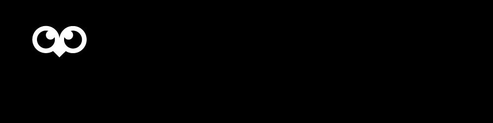 Hootsuite black logo