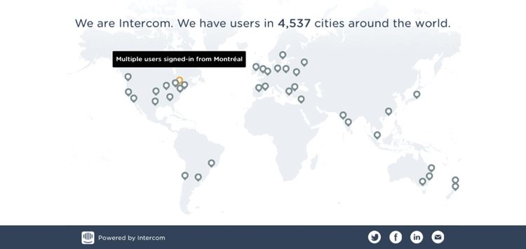 intercom map