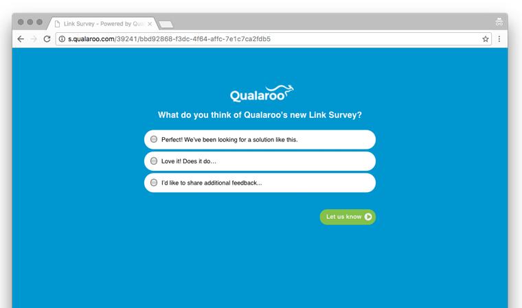 link-survey