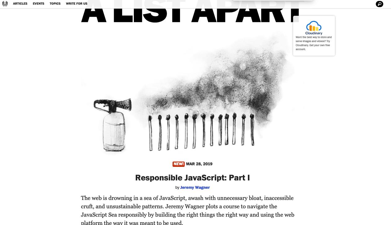 A-List-Apart